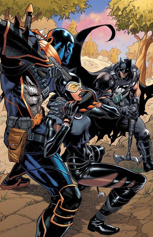 fortnite batman zero point issue 4