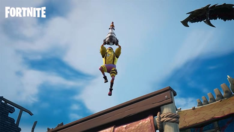 What Place Has The Best Rotation Fortnite Fortnite Door Exploit Might Be Best Way To Rotate Heavy Com