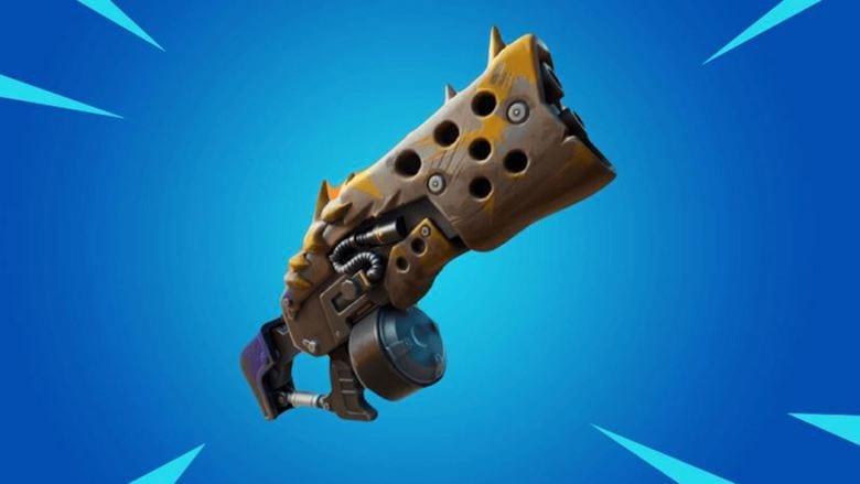 fortnite primal shotgun nerf recycler buff