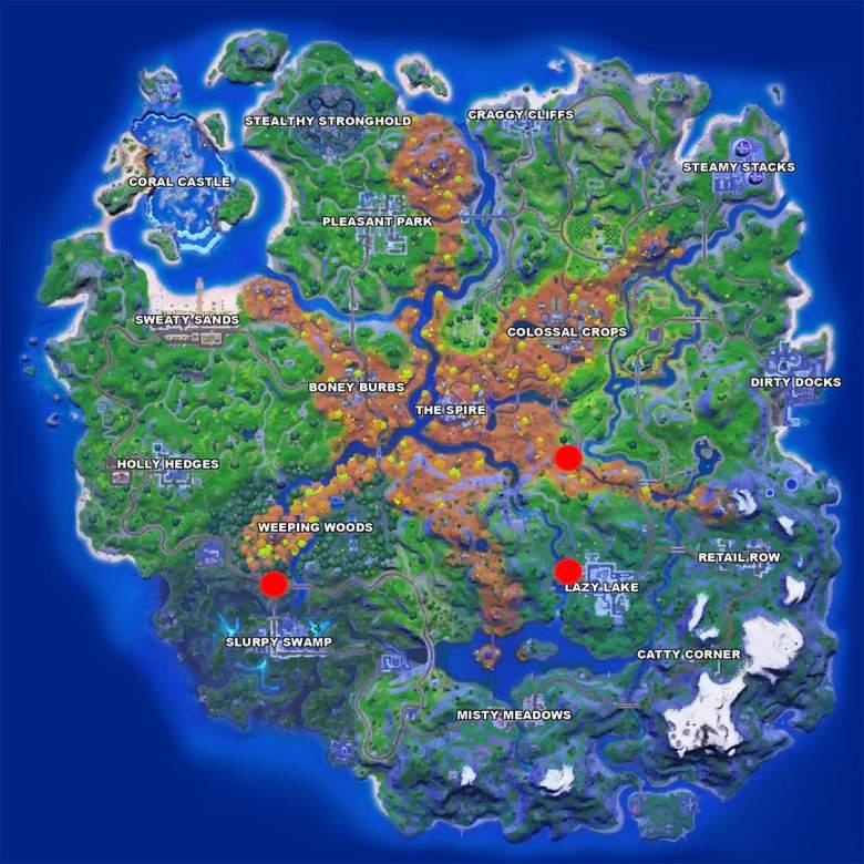 fortnite webster location