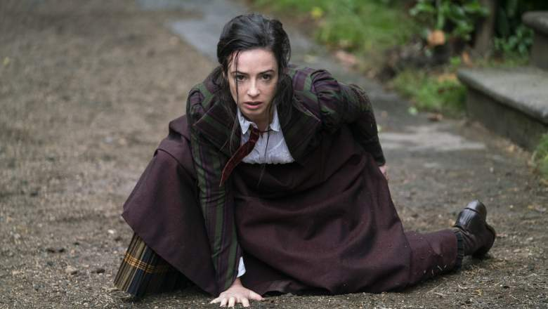 Laura Donnelly stars in The Nevers