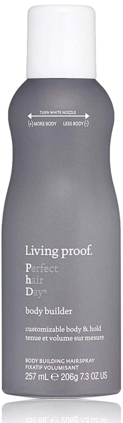 living proof body builder best volumizing hair products