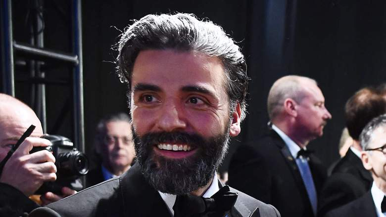 Oscar Isaac is training to be Moon Knight for Disney Plus