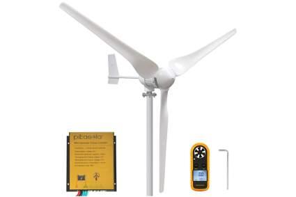 Pikasola 1000W 24V Wind Turbine Generator Kit