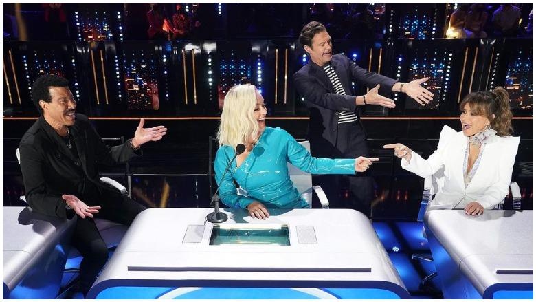 Paula Abdul on 'American Idol'