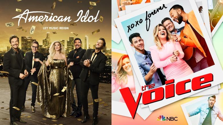 The Voice vs American Idol