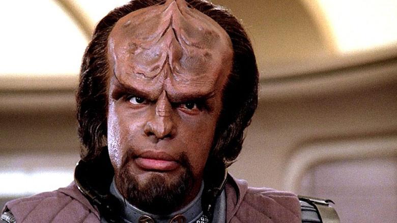 Michael Dorn as Worf