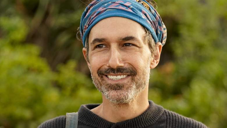 Ethan Zohn on the Edge of Extinction during 'Survivor: Winners at War'