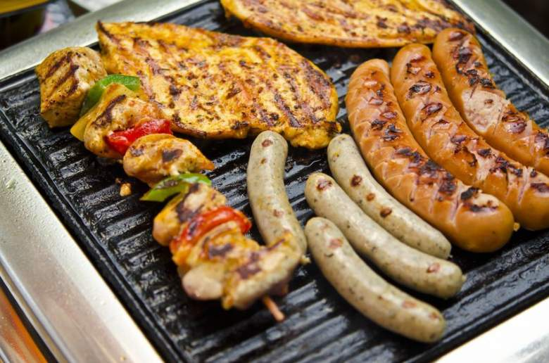 grill gazebos