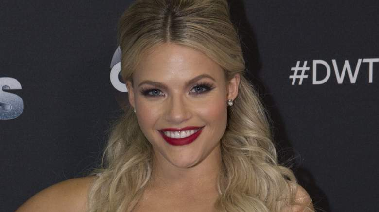 Witney Carson on 'Dancing With the Stars'