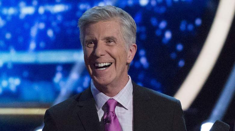 Tom Bergeron on 'Dancing With the Stars'