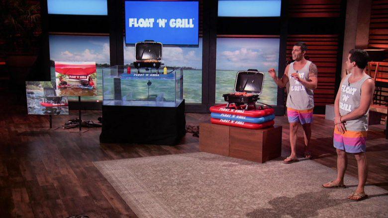 Float N Grill Shark Tank