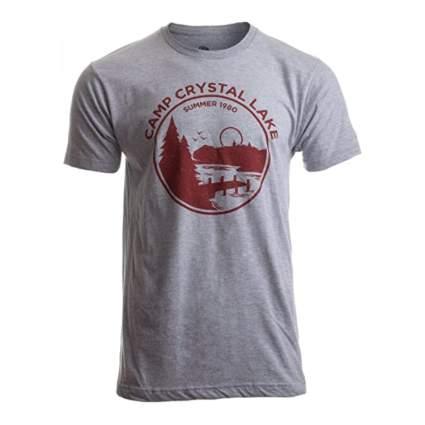 1980 Camp Crystal Lake Counselor T-Shirt