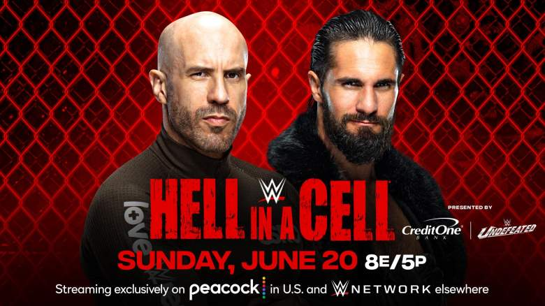 WWE Hell in a Cell 2021