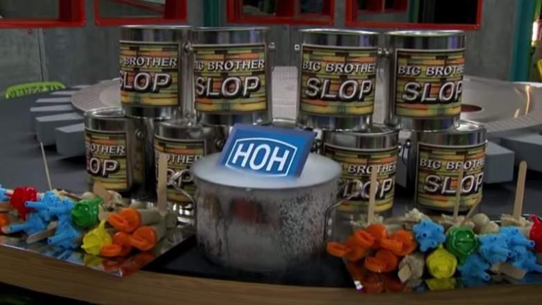 Big Brother slop ingredients
