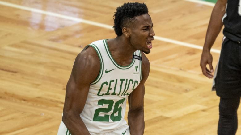 Aaron Nesmith Celtics
