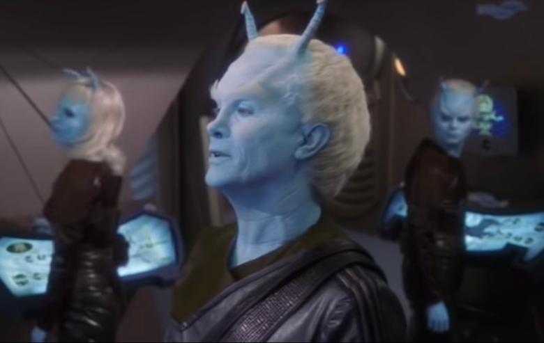 "Andorians from ""Star Trek: Enterprise"""