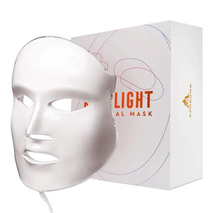Aphrona LED skin care light therapy mask