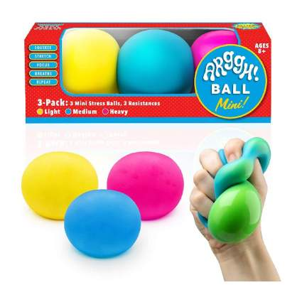 Arggh Mini Stress Balls