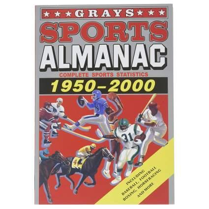 Back to the Future Grays Sports Almanac