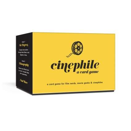 Cinephile: A Card Game