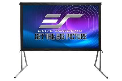 Elite Screens Yard Master 2 135-Inch Outdoor or Indoor Projector Screen
