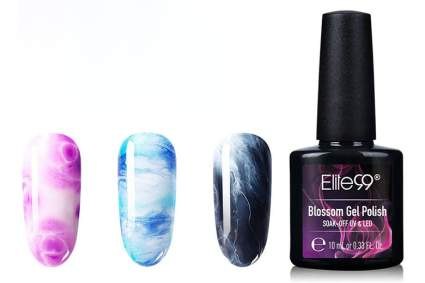 Elite99 blossom gel with swatches