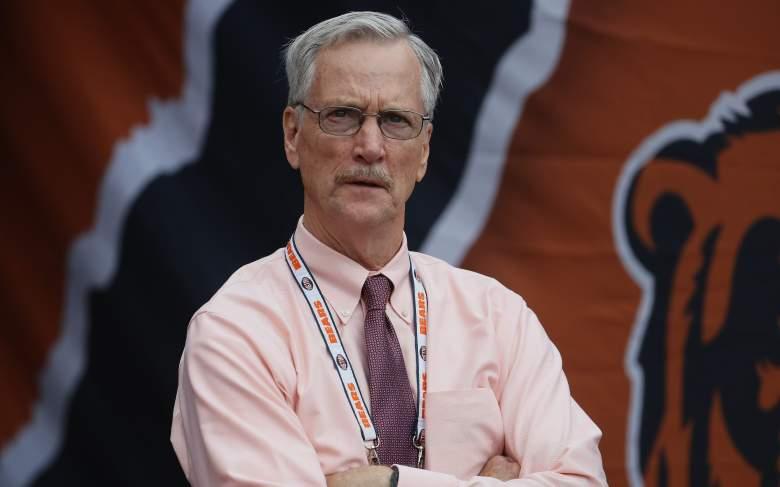 Chicago Bears selling team
