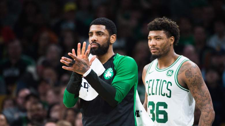 Kyrie Irving, Marcus Smart