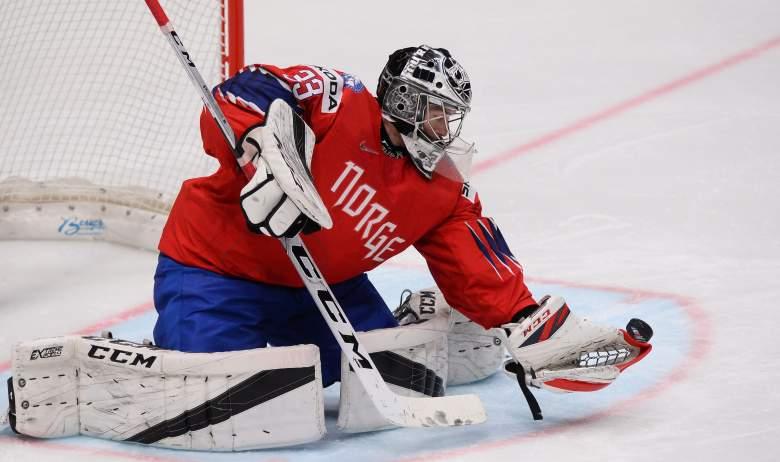 USA vs Norway Hockey watch