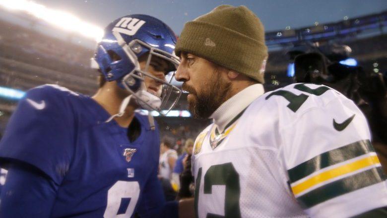 Aaron Rodgers-Giants trade proposal