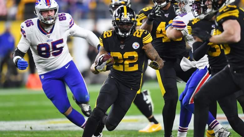 Steelers Steven Nelson