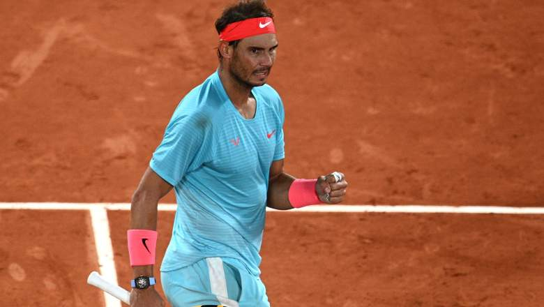 2021 French Open watch