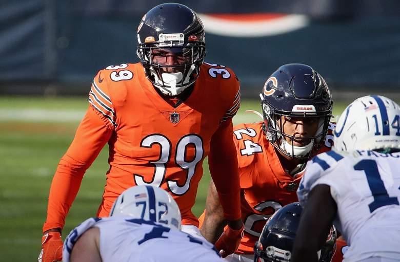 Eddie Jackson Bears