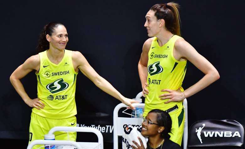 Seattle Storm games watch