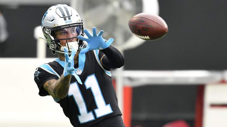 Robby Anderson Panthers