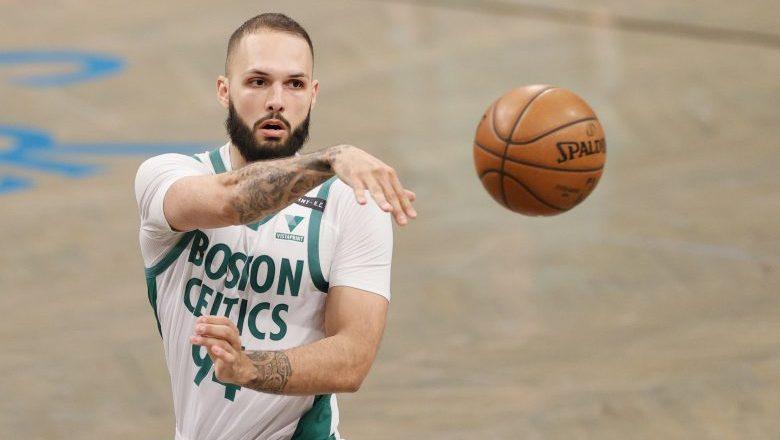 Celtics swing Evan Fournier Sign-and-Trade