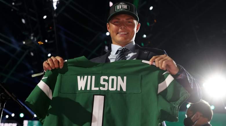 Jets Zach Wilson