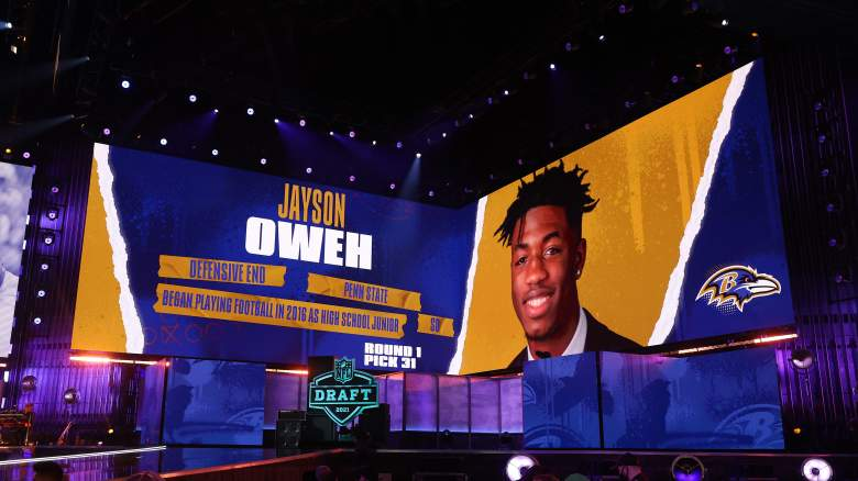 Ravens NFL Draft
