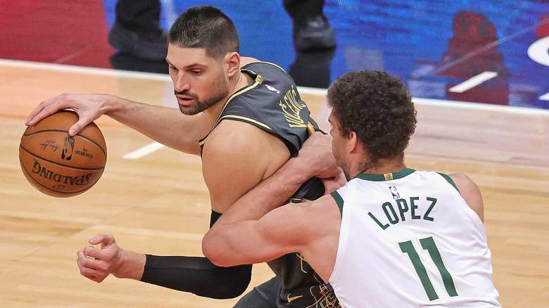 Nikola Vucevic versus Brook Lopez
