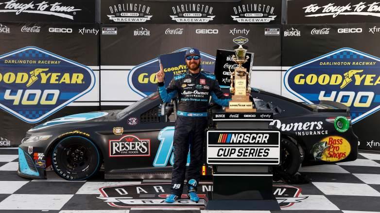 Martin Truex Jr. win