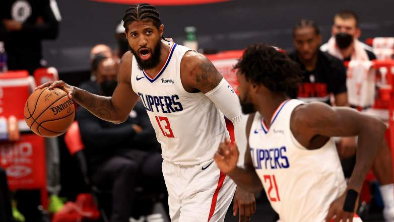 Clippers Lakers playoffs