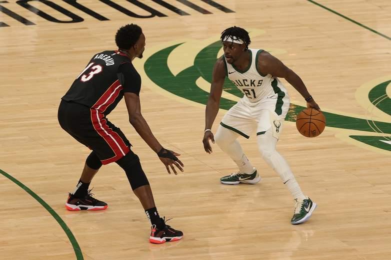 Miami Heat v Milwaukee Bucks