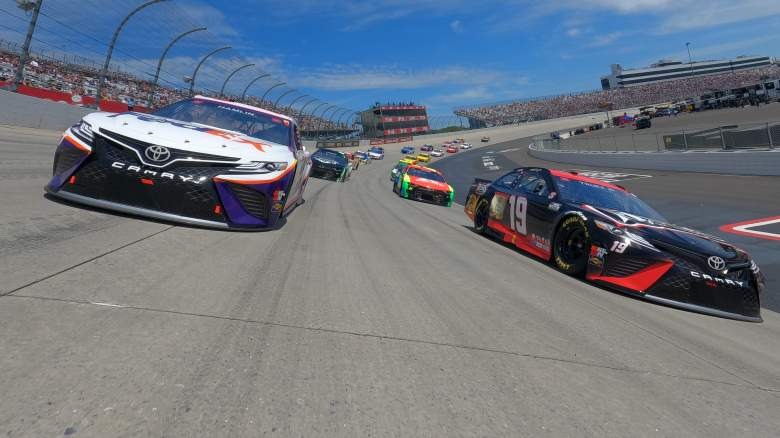 Cup Series Dover race