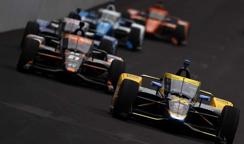 Indy 500 watch