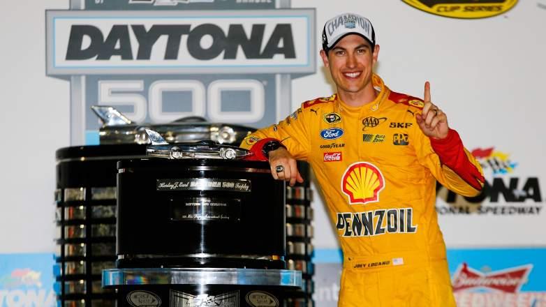 Joey Logano Daytona 500