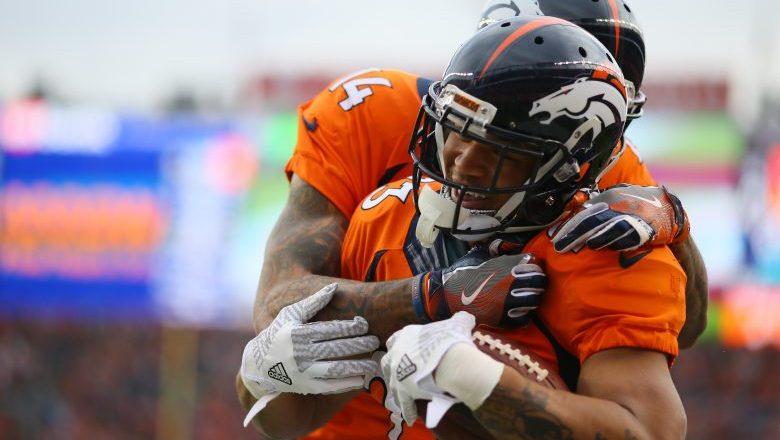Devontae Booker named Giants' best-kept secret