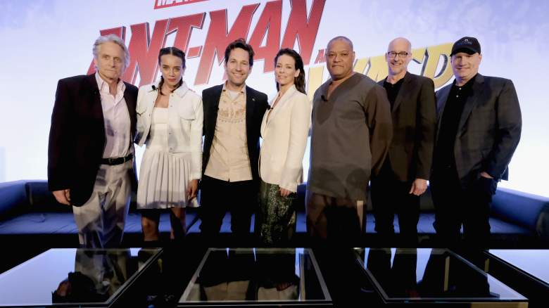 Ant-Man and the Wasp cast