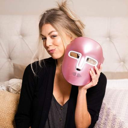 HyperGlo Luxury Light Therapy Mask