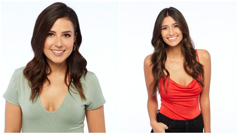 Katie Thurston and Casandra Suarez